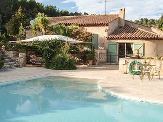 3 bedroom Villa in La Guiranne, Provence-Alpes-Cote d'Azur, France : ref 5541432