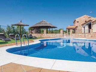 4 bedroom Villa in Peñaflor, Andalusia, Spain : ref 5546971