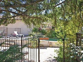 3 bedroom Villa in Velleron, Provence-Alpes-Cote d'Azur, France : ref 5539436