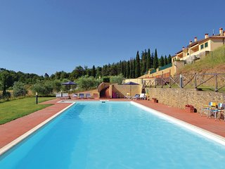 4 bedroom Apartment in Vepri, Tuscany, Italy : ref 5540449