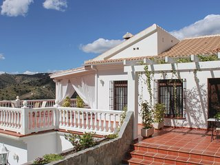 3 bedroom Villa in Sayalonga, Andalusia, Spain : ref 5541977