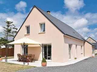 3 bedroom Villa in Créances, Normandy, France : ref 5539288