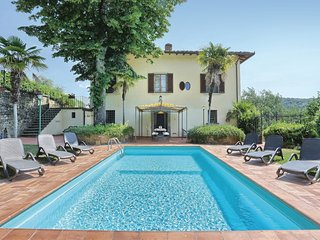 5 bedroom Villa in Lucolena in Chianti, Tuscany, Italy : ref 5541209