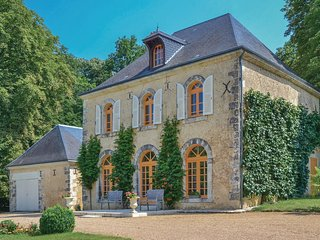 4 bedroom Villa in Saint-Christophe-sur-le-Nais, Centre, France : ref 5547537