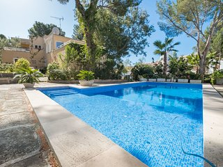 4 bedroom Villa in Santa Ponsa, Balearic Islands, Spain : ref 5556614