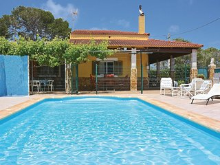4 bedroom Villa in Cala Figuera, Balearic Islands, Spain : ref 5550013