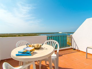 Apartamento T0 com vista mar, Wi-Fi Internet e AC