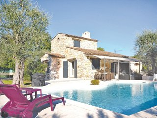 3 bedroom Villa in Saint-Jacques-en-Valgodemard, Provence-Alpes-Côte d'Azur, Fra