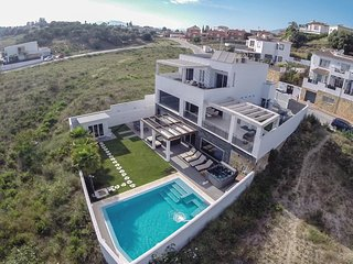 5 bedroom Villa in El Faro, Andalusia, Spain : ref 5540968
