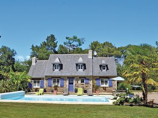 3 bedroom Villa in Kernein, Brittany, France : ref 5538958