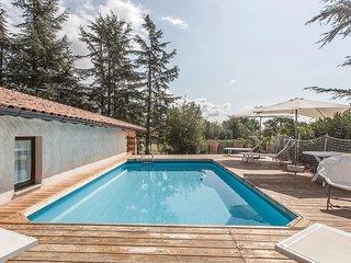 5 bedroom Villa in Castiglione in Teverina, Latium, Italy : ref 5541102