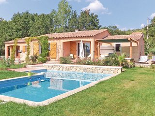 3 bedroom Villa in Les Sauvachans, Provence-Alpes-Côte d'Azur, France : ref 5539