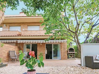4 bedroom Villa in Sant Vicenc de Montalt, Catalonia, Spain : ref 5549282