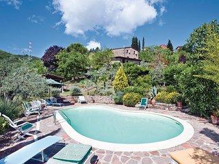 4 bedroom Villa in Poggio Alla Croce, Tuscany, Italy : ref 5540185