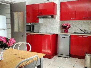 Appartement tendance près du port d'Honfleur