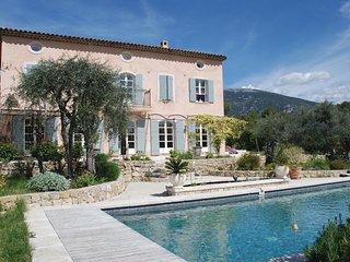 2 bedroom Apartment in Le Collet, Provence-Alpes-Côte d'Azur, France : ref 55430