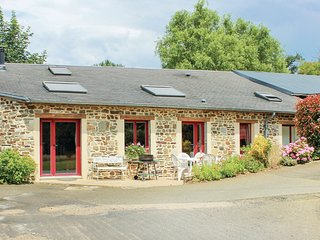 2 bedroom Villa in Le Theil-de-Bretagne, Brittany, France : ref 5542415
