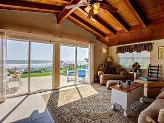 Beachfront Home! Private Beach Access-2 Miles to Hard Rock/ Boardwalk - Outdoor