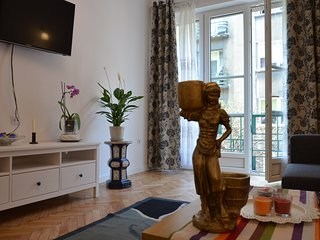 GOLDEN LADY  spacieux et confortable appartement vieille ville  de Cracovie