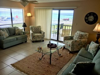 Blue Surf Unit 1 - AMAZING VIEWS FROM THIS BEAUTIFUL 2 BEDROOM CONDO
