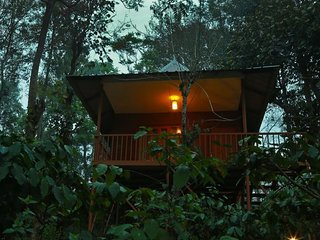 Thennal Jungle Traditional Cottage (Room 3)