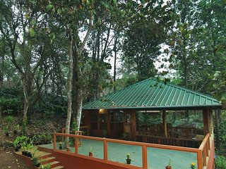 Thennal Jungle Traditional Cottage (Room 5)