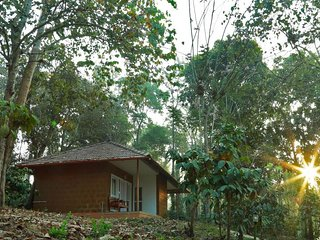 Thennal Jungle Traditional Cottage (Room 4)