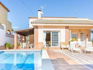 4 bedroom Villa in Blanes, Catalonia, Spain : ref 5223767