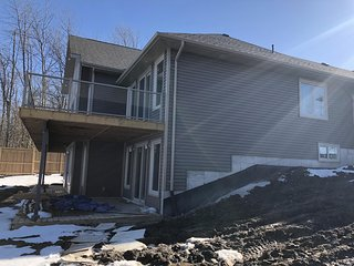 Modern Lake Simcoe ~ Newly built 6+ bedroom 4 bath home on Lake Simcoe
