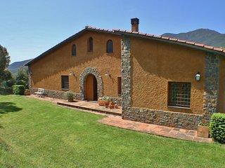 CM443 – Holiday home with private pool in the Natural Park of Montseny