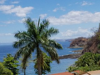 Our Villa has a breathtaking view of the ocean with 2 minute walk to the  beach