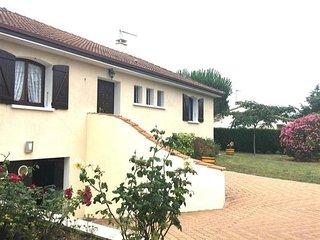 Villa de famille T4, en plein coeur du Bouil