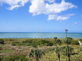 Gulf front two bedroom resort style condo