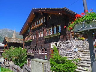 Rental Chalet Grachen, 3 bedrooms, 5 persons