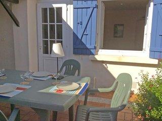 Rental Villa Royan, 2 bedrooms, 5 persons
