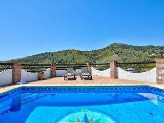 Villa Rosafina, Villa con Piscina privada y Chimenea