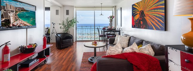 Aloha and Welcome to 'Penthouse Paradise'