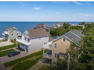 Cape May Villas NJ beautiful 3600sf beach house - Gem of the Bay