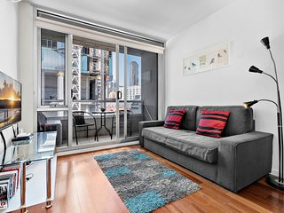 Wesley, CBD 2BR, WIFI+Parking