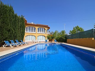 3 bedroom Villa in Calpe, Valencia, Spain : ref 5487671