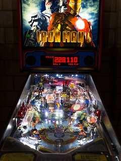 Pinball Machine - Fun for Everyone!