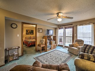NEW! West Branson Condo Near Silver Dollar City!