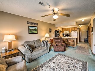 West Branson Condo 2 Miles to Silver Dollar City!