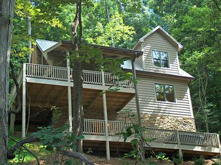 Indian Cove-Hot Tub, Pool Table, Pet Friendly