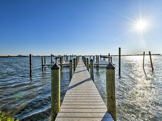 NEW! Little Gasparilla Island Home w/Optional Apt!