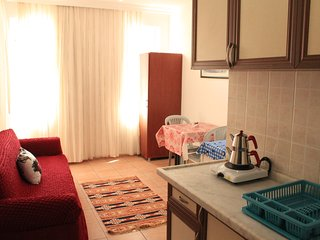 Standart apartment on the beach with double bed