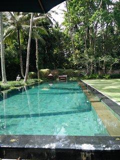 A luxury private Villa, Ubud, 4 bedrooms pool villa with stunning landscape
