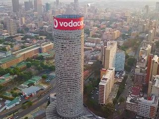 Views From Ponte ( Vodacom) Building