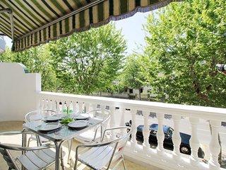 0195-PORT EMPORDA Apartamento con 2 dormitorios y terraza