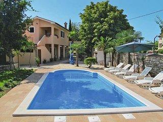 4 bedroom Villa in Bacva, Istria, Croatia : ref 5439139